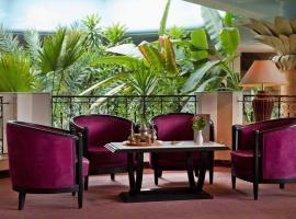 Hotel Foto: Palm Beach Palace Tozeur