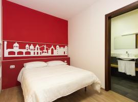 酒店照片: Central Rooms Il Re
