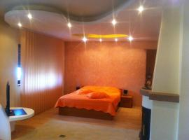 Hotel photo: Pensiunea Red Rose Apartments