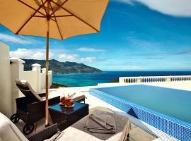 Hotel near Seychelles