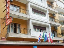 Hotel near Ras Beirut