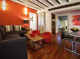 Hotel photo: Apartamentos Abad Toledo