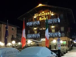 Hotel photo: Hotel La Baita