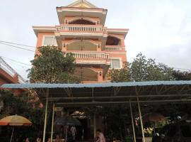 Hotel near Prey Veng Province
