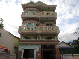 A picture of the hotel: Green Guesthouse