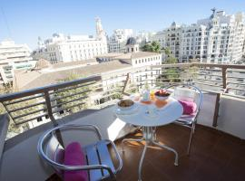 Hotel photo: Xativa Terrace Apartments