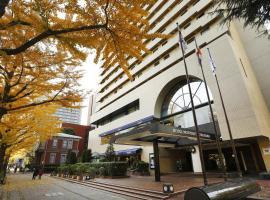 Hotel near Yokohama