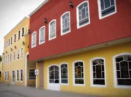 Hotel near סן לואיס פוטוסי