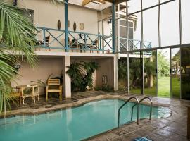 Hotel near Намибия