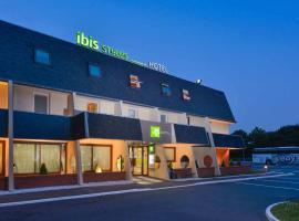 Ξενοδοχείο φωτογραφία: ibis Styles Parc des Expositions de Villepinte