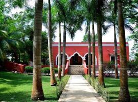 A picture of the hotel: Hacienda San Jose Poniente