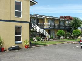 Hotel near New Plymouth