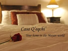 Hotel foto: Casa Q'eqchi'