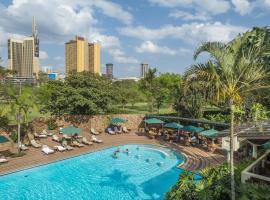 Hotel near Kenija