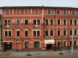 Hotel near Chomutov