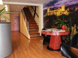 Hotel photo: Hotel La Curva