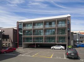 Hotel near Dunedin