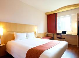 ホテル写真: IBIS Anshan Shengli Square