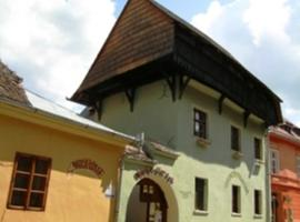 Hotel near Sighișoara