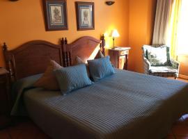 Hotel photo: Hospederia El Palen