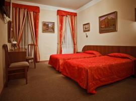 Hotel near Russia