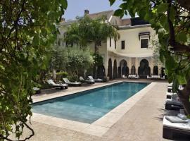 Hotel photo: La Villa des Orangers - Relais & Châteaux
