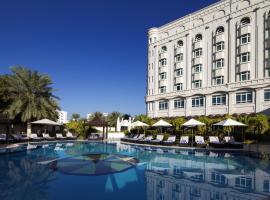 Hotel photo: Radisson Blu Hotel, Muscat