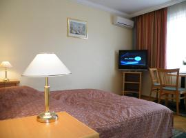 Hotel near 부다페스트 11입니다. kerület