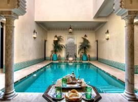 Hotel near 马拉喀什