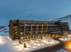 Hotel Photo: Shahdag Hotel & Spa