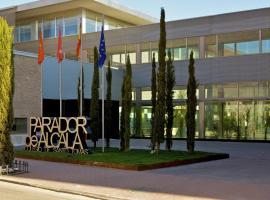 Hotel Foto: Parador de Alcalá de Henares