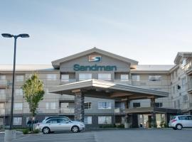 Hotel photo: Sandman Hotel and Suites Abbotsford