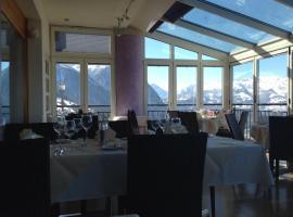 Hotel photo: Hotel Restaurant Kulm
