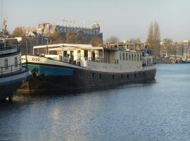 A picture of the hotel: Hotelboat Iris