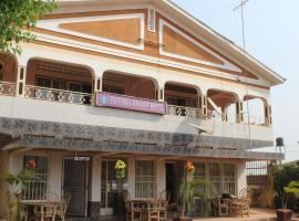 Hotel near Uganda