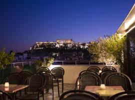 A picture of the hotel: Attalos Hotel
