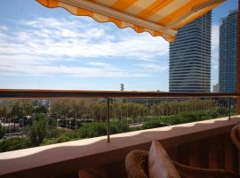 A picture of the hotel: Lets Holidays Apartment Sea Views in Barcelona