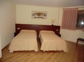 Hotel photo: Hotel Naval do Espiño