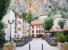 Hotel photo: Hotel Balneario de La Virgen