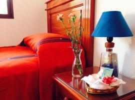 Hotel foto: Hotel Don Juan Matalbatz