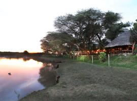 Hotel photo: Mara River Lodge