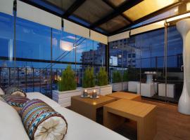 Hotel foto: Vivaldi Penthouse Ayuntamiento