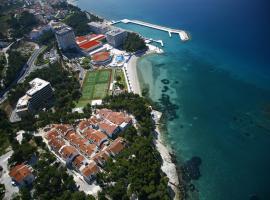 Hotel near Croația