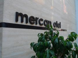 होटल की एक तस्वीर: Hotel Mercan