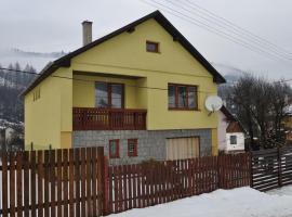 Hotel near Спишский Град