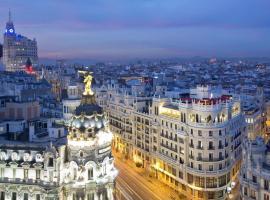 Ξενοδοχείο φωτογραφία: The Principal Madrid