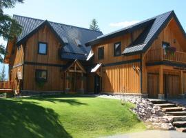 Hotel photo: Canyon Ridge Lodge