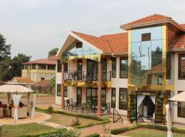 Hotel near Jinja