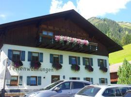 Hotel photo: Ferienwohnungen Wolf