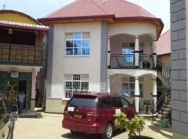 Hotel near Ruanda